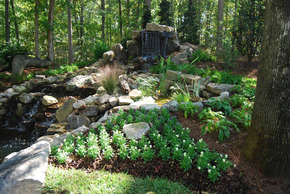 Landscaping landscaping ideas in georgia for Georgian landscape design